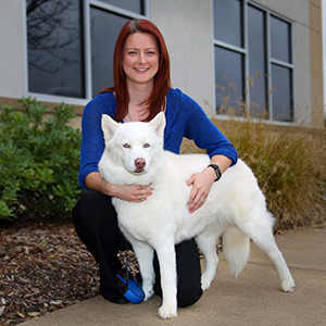 Blinn alumna turns passion into a rewarding career through the Veterinary Technology Program
