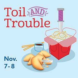 Blinn-Bryan Theatre Arts to host special encore performances of 'Toil and Trouble'