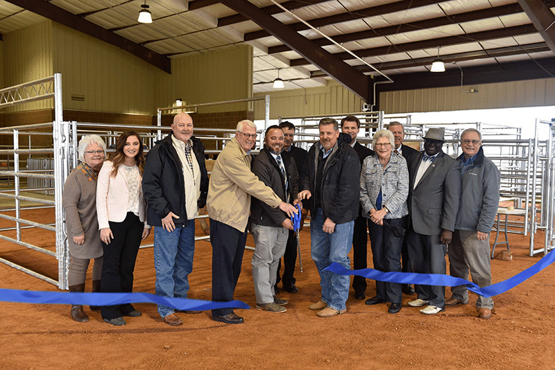 Blinn welcomes new agricultural sciences facility
